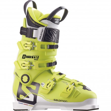 Clapari ski barbati Salomon X Max Race 130 Verde