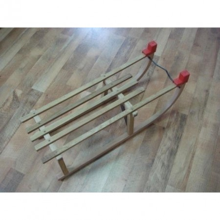 Sanie lemn 80 cm