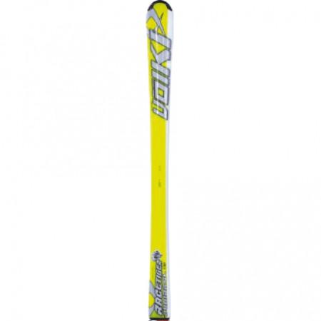 Schi Jr Racetiger yellow VOLKL+ Legatura M7 EPS - 2013