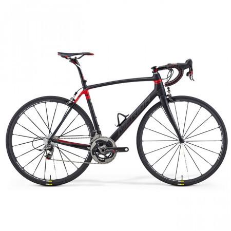 Bicicleta Merida Scultura 9000 Negru/Rosu