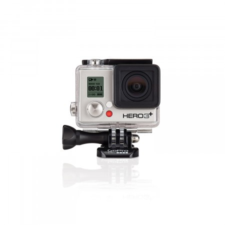 Camera video GOPRO Hero 3+ Silver