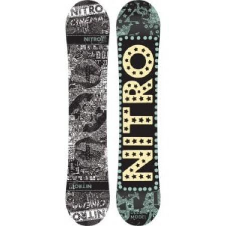 Placa Snowboard Nitro Cinema II