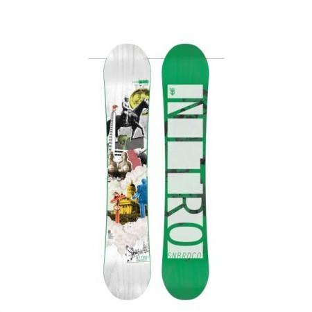 Placa Snowboard Nitro EERO Pro Model