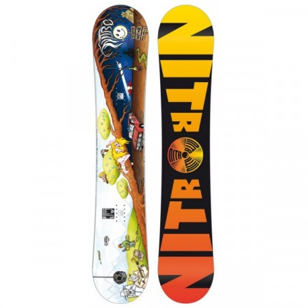 Snowboard Nitro Marc Swoboda