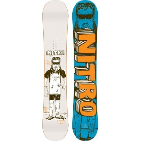 Placa Snowboard Nitro Ettala