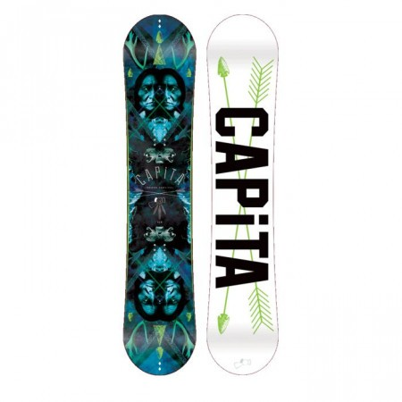 Snowboard Capita Indoor Survival