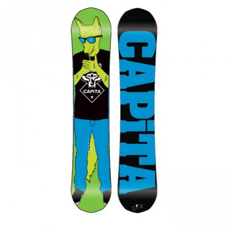 Snowboard Capita The Outsiders