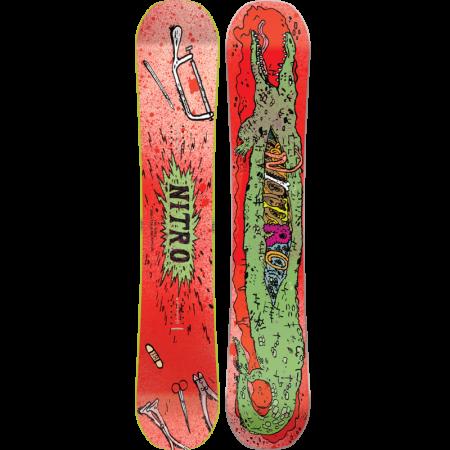 Placa Snowboard Eero Ettala Pro Model