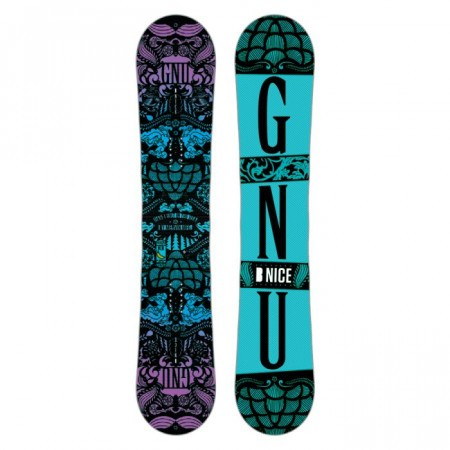 Snowboard Gnu B-Nice BTX 2014