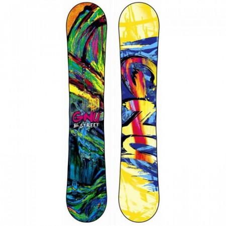 Snowboard Gnu B-Street BTX 2014