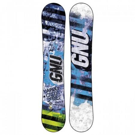 Snowboard Gnu Carbon Credit BTX 2014