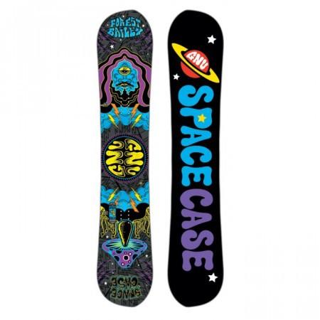 Snowboard Gnu Forest Space Case EC2PBTX 2014