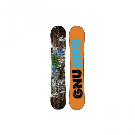 Snowboard Gnu Riders Choice