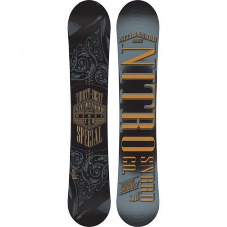 Placa Snowboard Nitro .38 SPECIAL