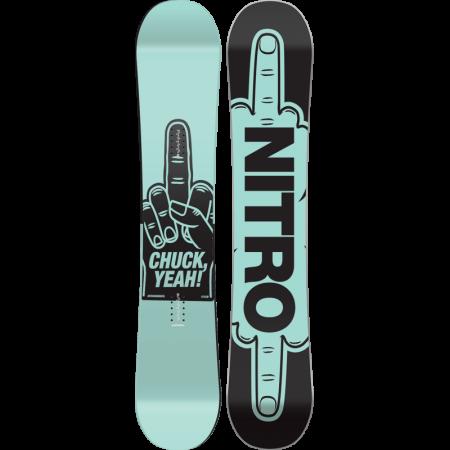 Placa Snowboard Nitro Chuck