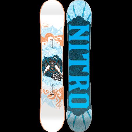 Placa Snowboard Nitro Desire
