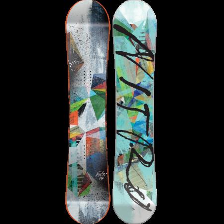 Placa Snowboard Nitro Fate