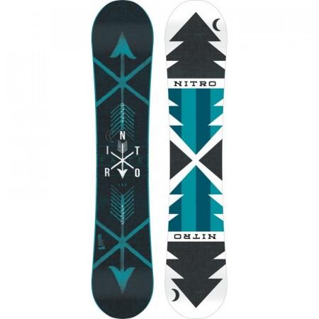 Placa Snowboard Nitro Fate Zero