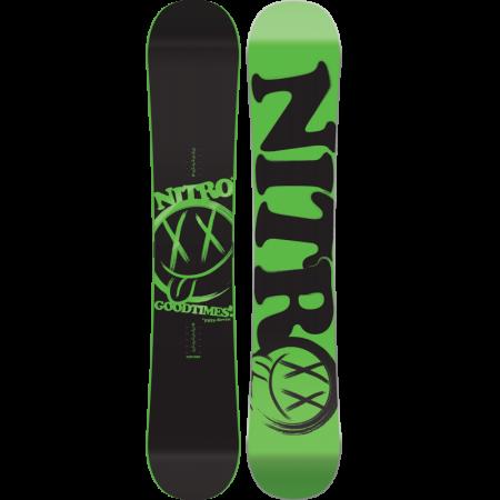 Placa Snowboard Nitro Good Times