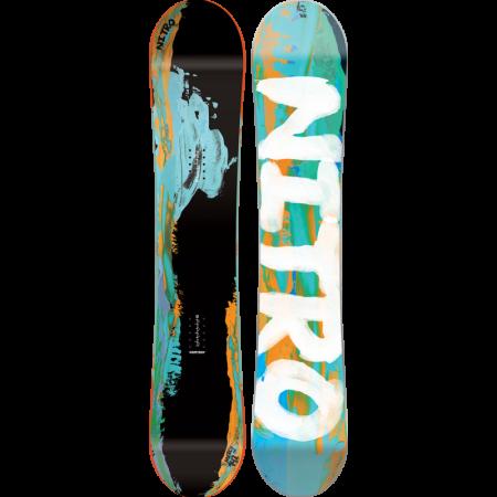 Placa Snowboard Nitro Mercy