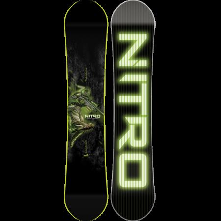 Placa Snowboard Nitro Mini Pro Marcus