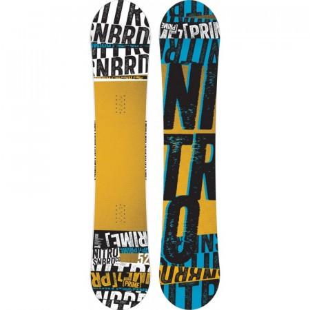 Placa Snowboard Nitro Prime