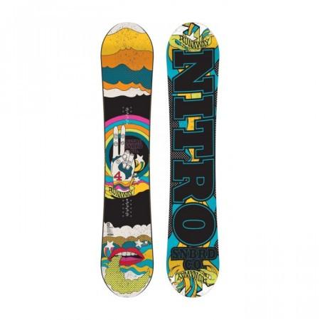 Placa Snowboard Nitro Runaway
