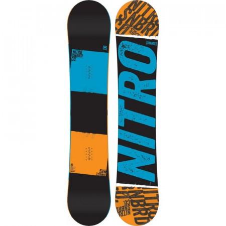 Placa Snowboard Nitro Stance Wide
