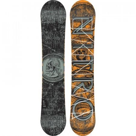 Placa Snowboard Nitro Swindle