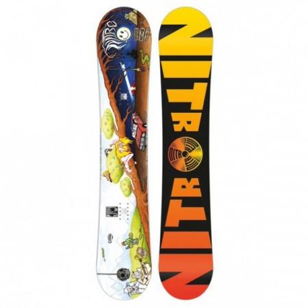Snowboard Nitro Swindle 152 Marc Swoboda