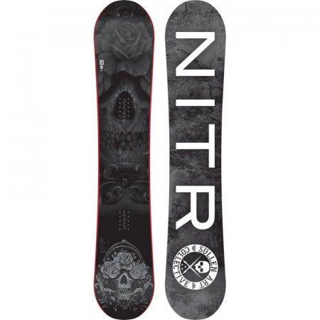 Placa Snowboard Nitro Team Gullwing X Sullen