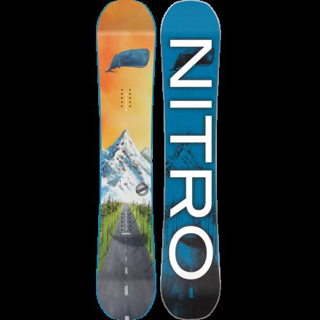 Placa Snowboard Nitro Sven Thorgren Pro One-Off