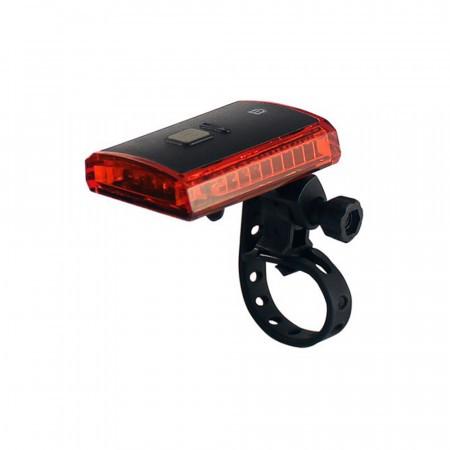 Stop Union UN-110 AM 3led USB negru
