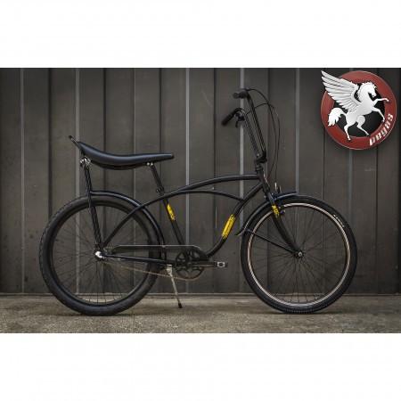 Bicicleta Pegas Strada B Single Negru