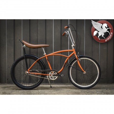 Bicicleta Pegas Strada B Single Cupru