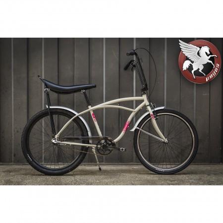 Bicicleta Pegas Strada B Single Gri