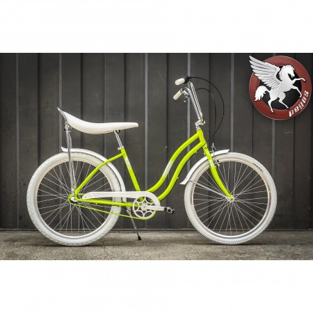 Bicicleta Pegas Strada D Single Verde