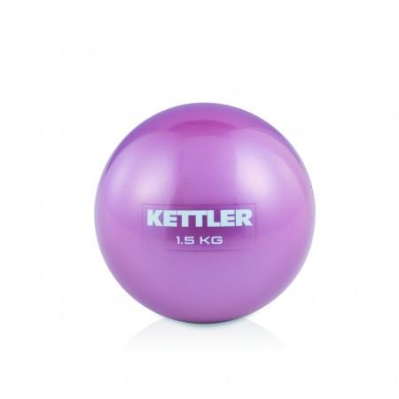 Toning Ball 1.5 Kg /Burgundy
