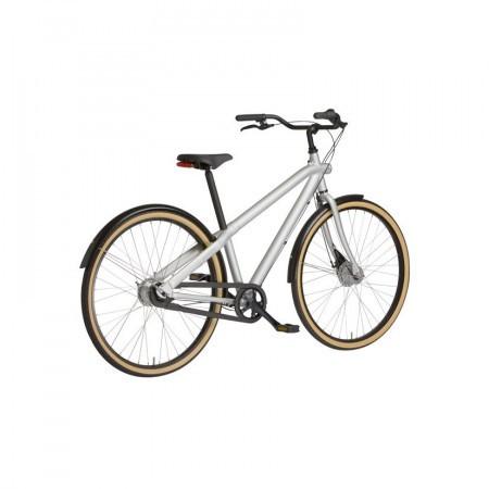 Bicicleta dama Vanmoof VM6 cu 7 viteze 28  aluminiu anodizat m2