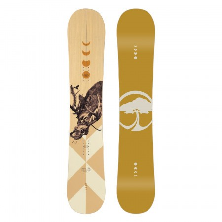 Placa snowboard Femei Arbor Cadence Camber 20/21