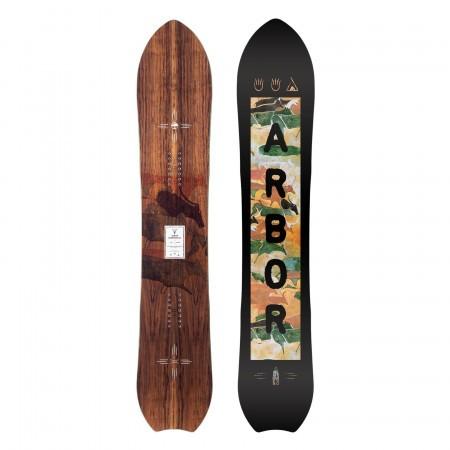 Placa snowboard Unisex Arbor Clovis 20/21