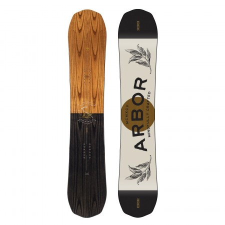 Placa snowboard Unisex Arbor Element Camber 20/21