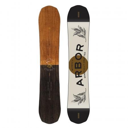 Placa snowboard Unisex Arbor Element Rocker 20/21