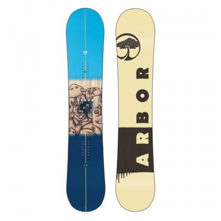 Placa snowboard Unisex Arbor Relapse by Erik Leon 20/21