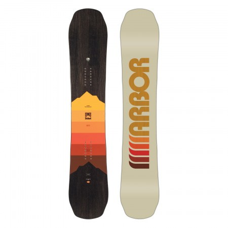 Placa snowboard Unisex Arbor Shiloh Camber 20/21