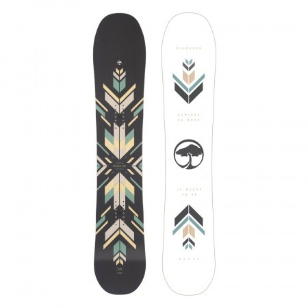 Placa snowboard Unisex Arbor Veda by Marie-France Roy 20/21
