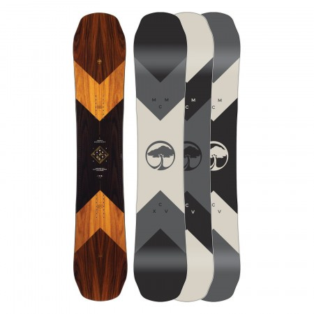 Placa snowboard Unisex Arbor Wasteland Camber 20/21