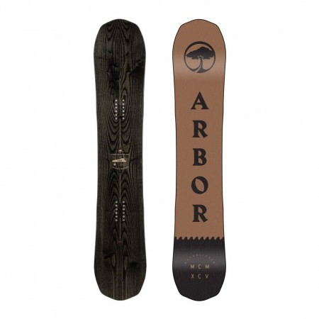 Placa snowboard Unisex pentru All Mountain Arbor Element Rocker 2020
