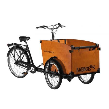 Tricicleta utilitara Babboe Big