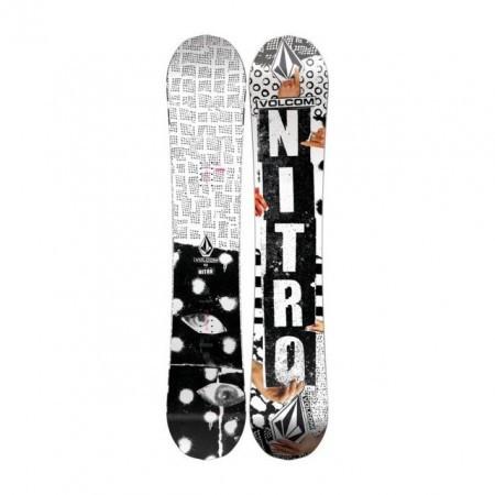 Placa Snowboard barbati Nitro Beast X Volcom 2020